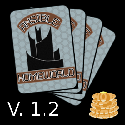 Ansible: Homeworld now playing in Tabletop Simulator